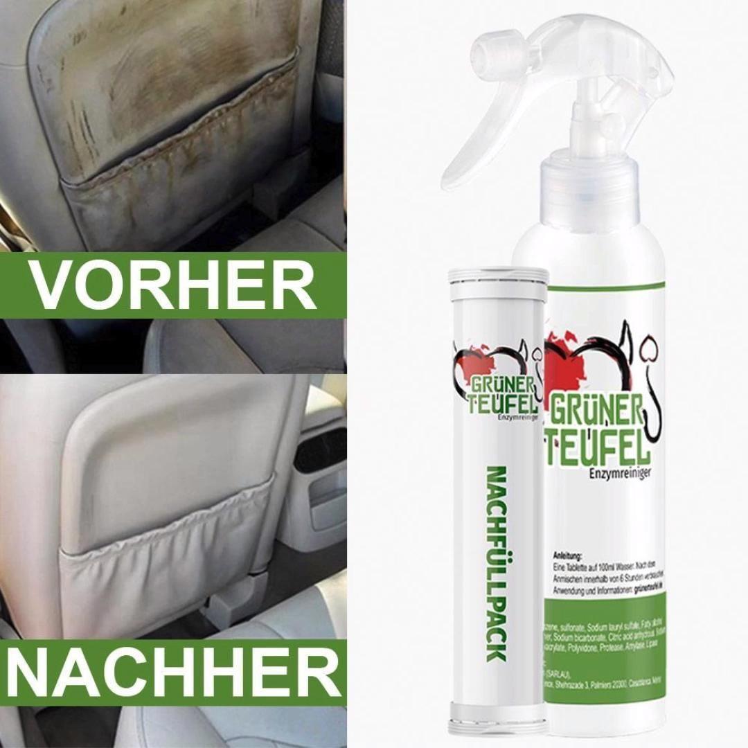 dazu Enzymreiniger GRATIS Heute how to clean
