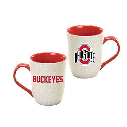 RFSJ Ohio State Buckeyes 16 oz Granite Mug