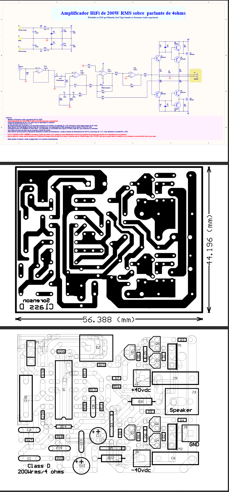 Minultec Amplificadores Mamplificadores On Pinterest Need Working Lm3915 Vu Meter Schematic Page 2 Diyaudio