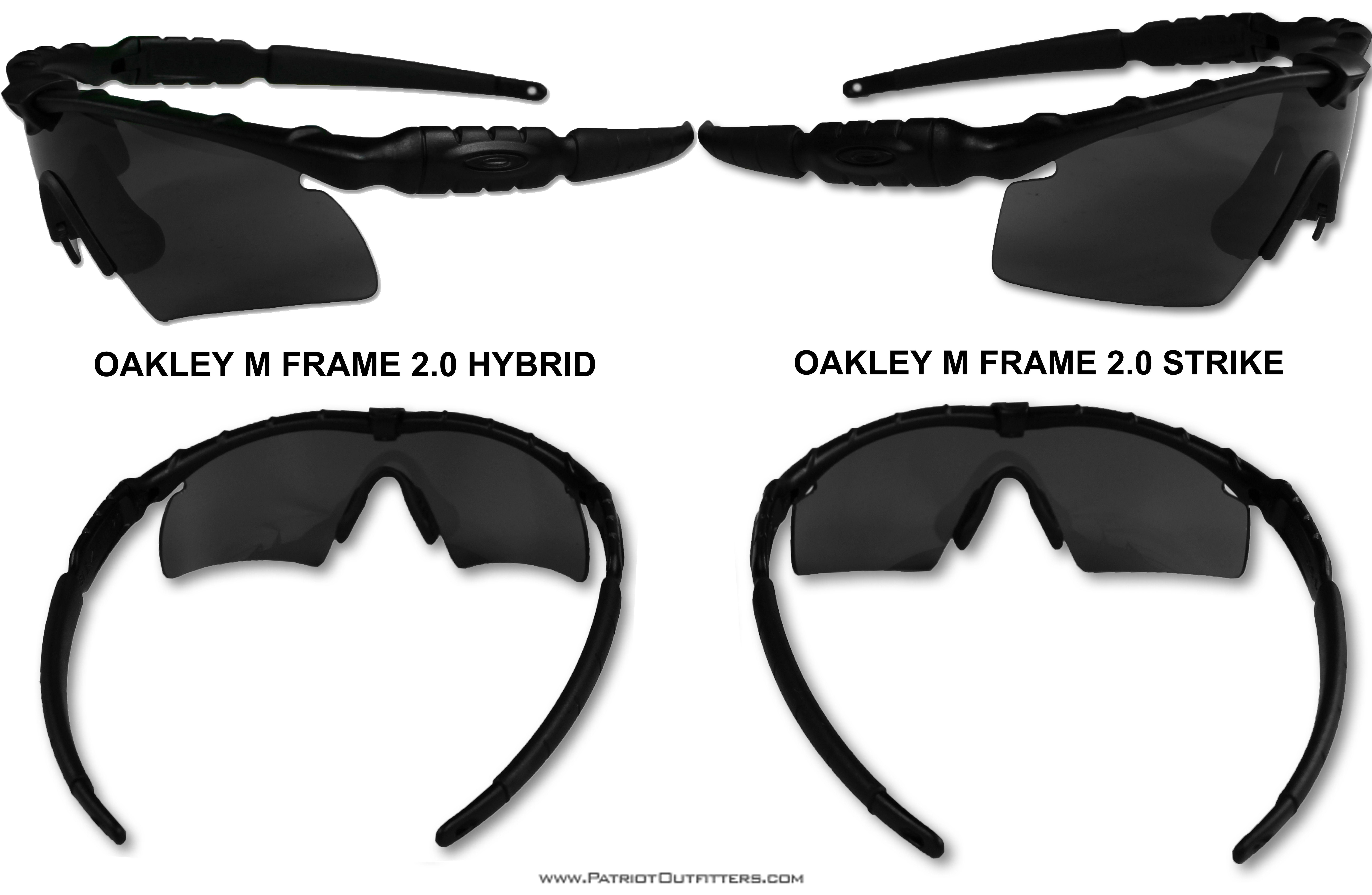 Oakley M Frame 2.0 Hybrid « One More Soul