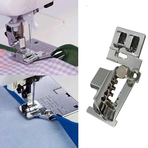 Household Sewing Machine Bias Tape Binder Metal Presser