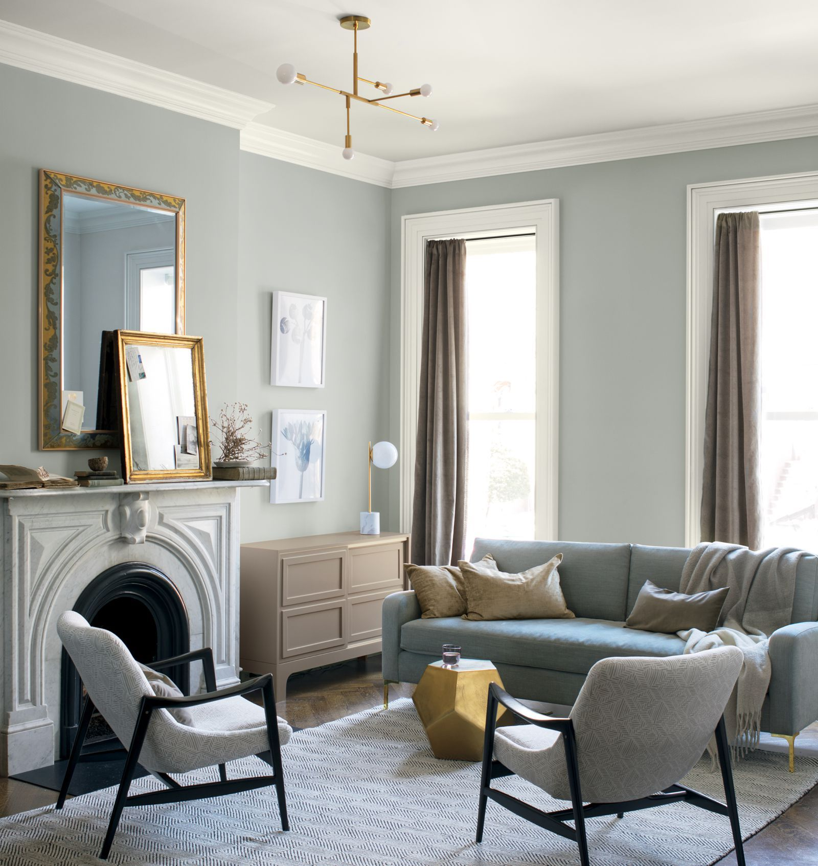 You're Going to Love Benjamin Moore's 2019 Color of the Year images