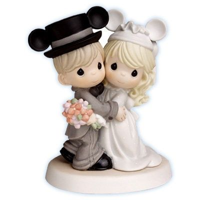 45++ Disney wedding cake toppers trends