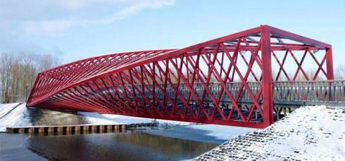 twisty bridge