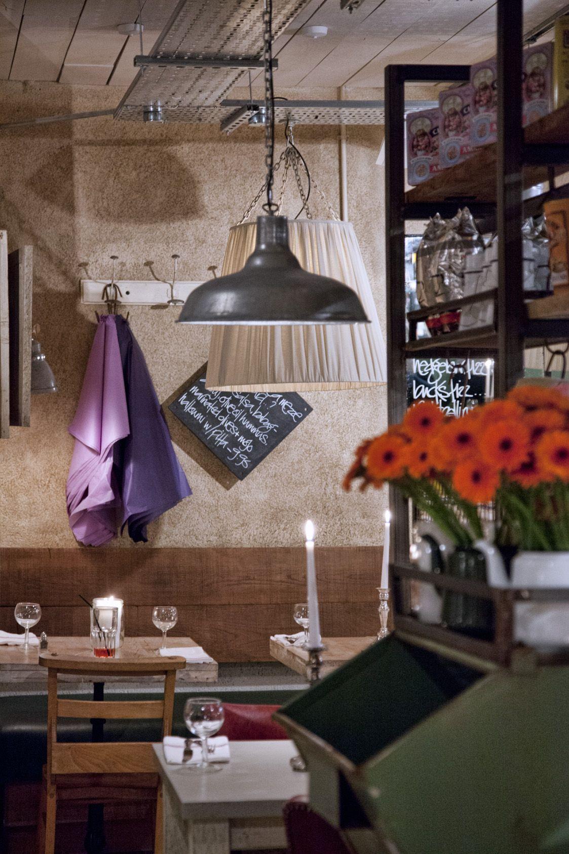 Levels Of Design Restaurant Interior