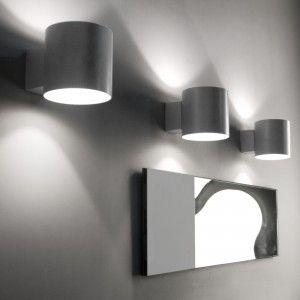 Martinelli : TUBE - Applique Design | Luci bagno | Pinterest