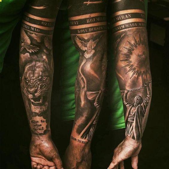 Kostenlose Tattoomotive für Männer und Frauen, die sich