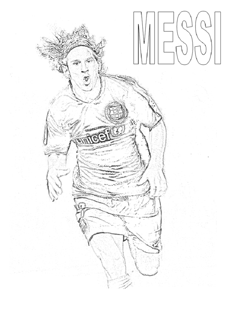 42 Coloring Pages Lionel Messi In 2020 Lionel Messi Sports Coloring Pages Messi
