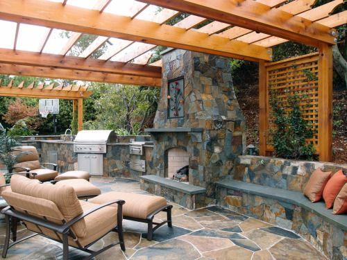 Creative Houses Outdoor Kitchen Design Outdoor Kitchen Patio Design