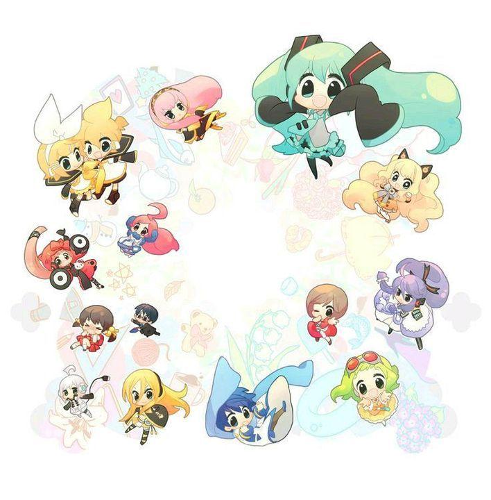 Imágenes De Vocaloid - Imágenes 46 Seeu (2)