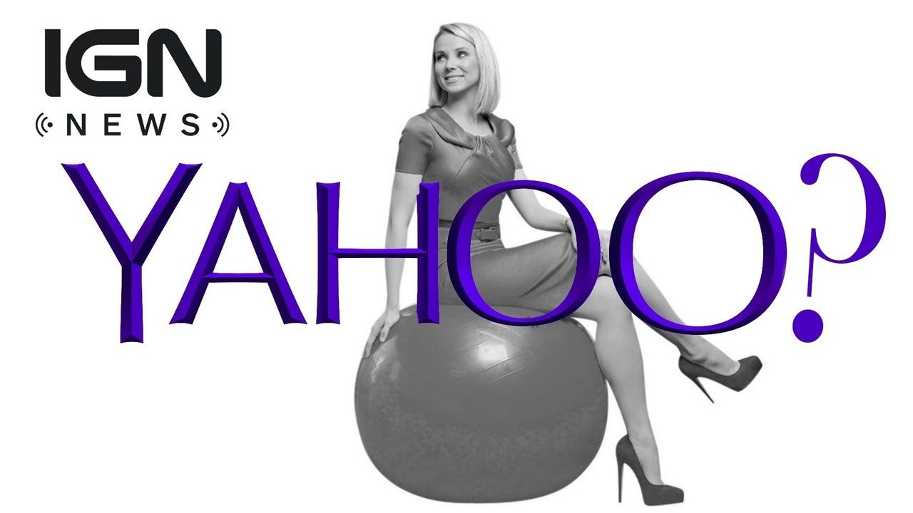 Yahoo Changing Its Name, CEO to Depart IGN News