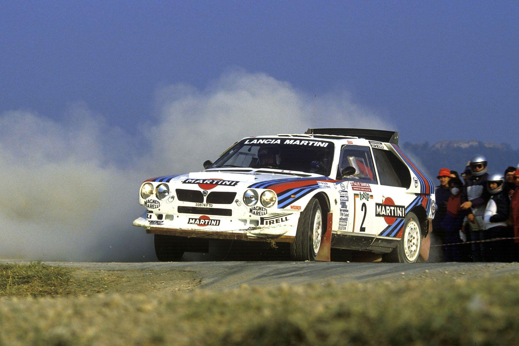 Lancia delta s4 racing cars pinterest lancia delta toyota lancia delta s4 vanachro Choice Image