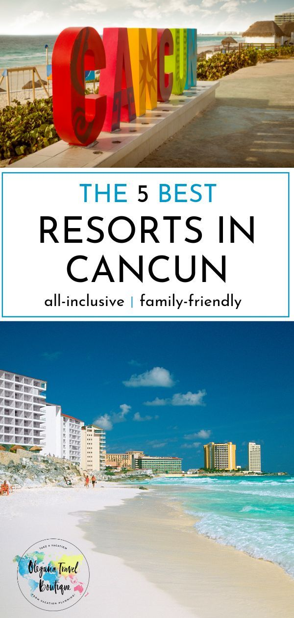 5 Best AllInclusive Resorts in Cancun, Mexico For The Entire Family is part of Cancun trip, Best all inclusive resorts, Cancun vacation, Cancun family resort, Cancun resorts, Best cancun resorts - Here's a look at 5 of the best allinclusive family resorts in Cancun that we saw and loved for relaxation, fun, and adventure for the whole family