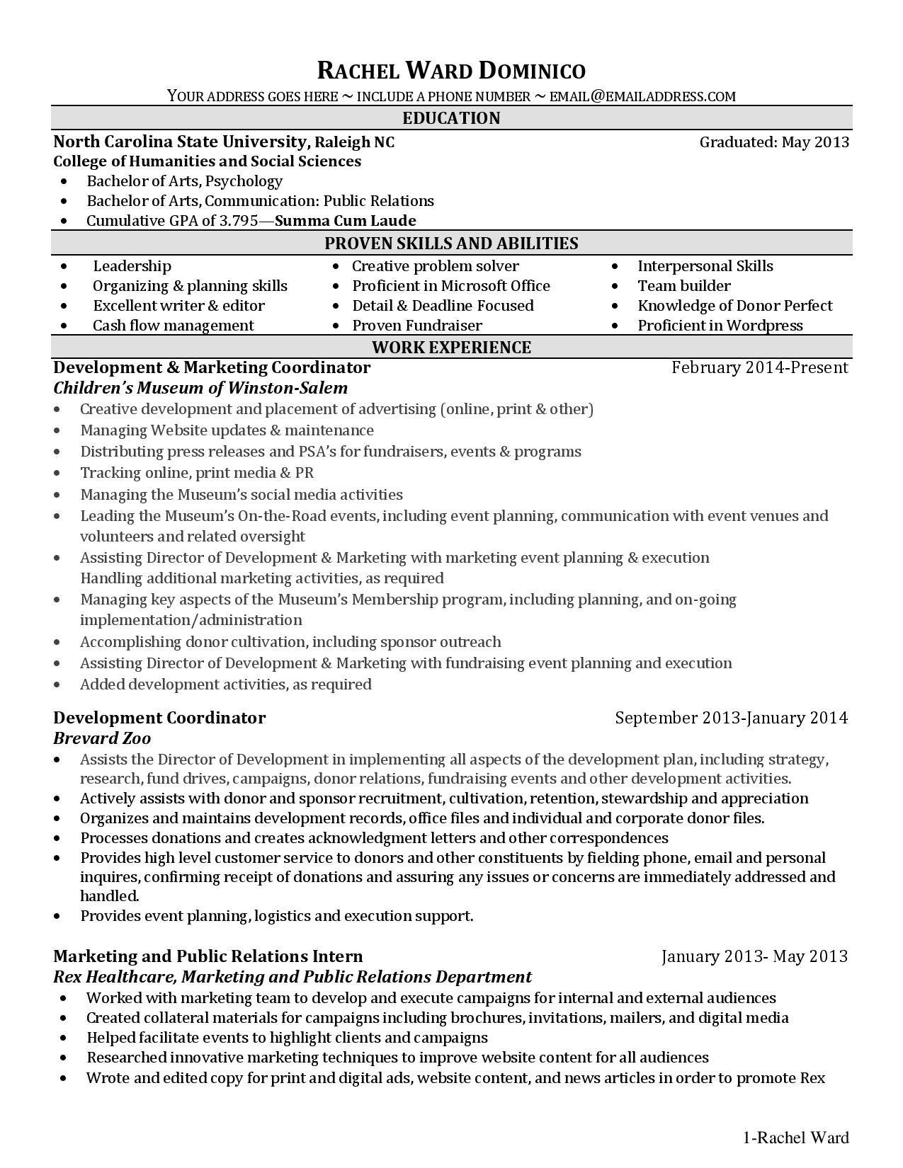 Degree On Resume Talktomartyb Amazing