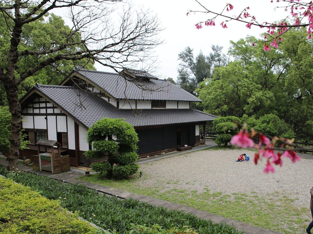 Life生活網 淡水一滴水紀念館重現日本庭園景觀特色 庭園 庭園イギリス