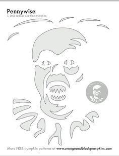 Found On Google From Pinterest Com Halloween Stencils Pumpkin Carvings Stencils Halloween Pumpkin Stencils