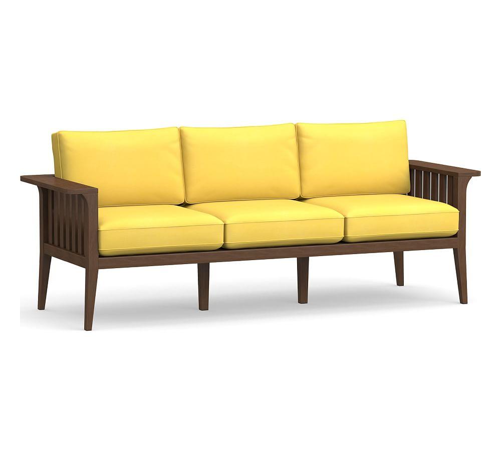 Jamie Durie Sofa Cushion Lounge Chair Sofa Sunbrella R Buttercup