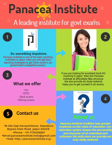 Pin on Bank PO Coaching Institutes in Jaipur Panacea