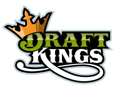 Draftkings Logo In White Daily Fantasy Sports Fantasy Hockey Fantasy Football