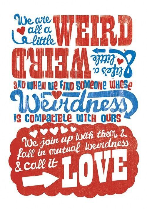 Drseuss Mutual Weirdnesslove First Comes Love Pinterest