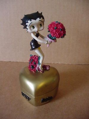 Music Box Betty Boop