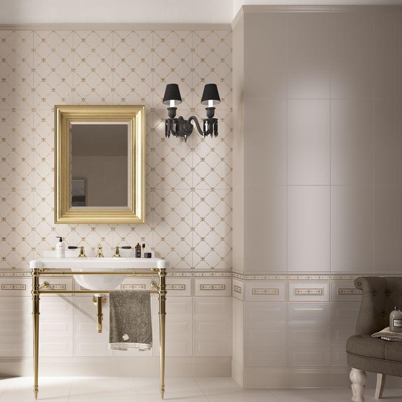 Neutral Colors For Small Powder Rooms: Плитка, Дизайн дома, Керамическая