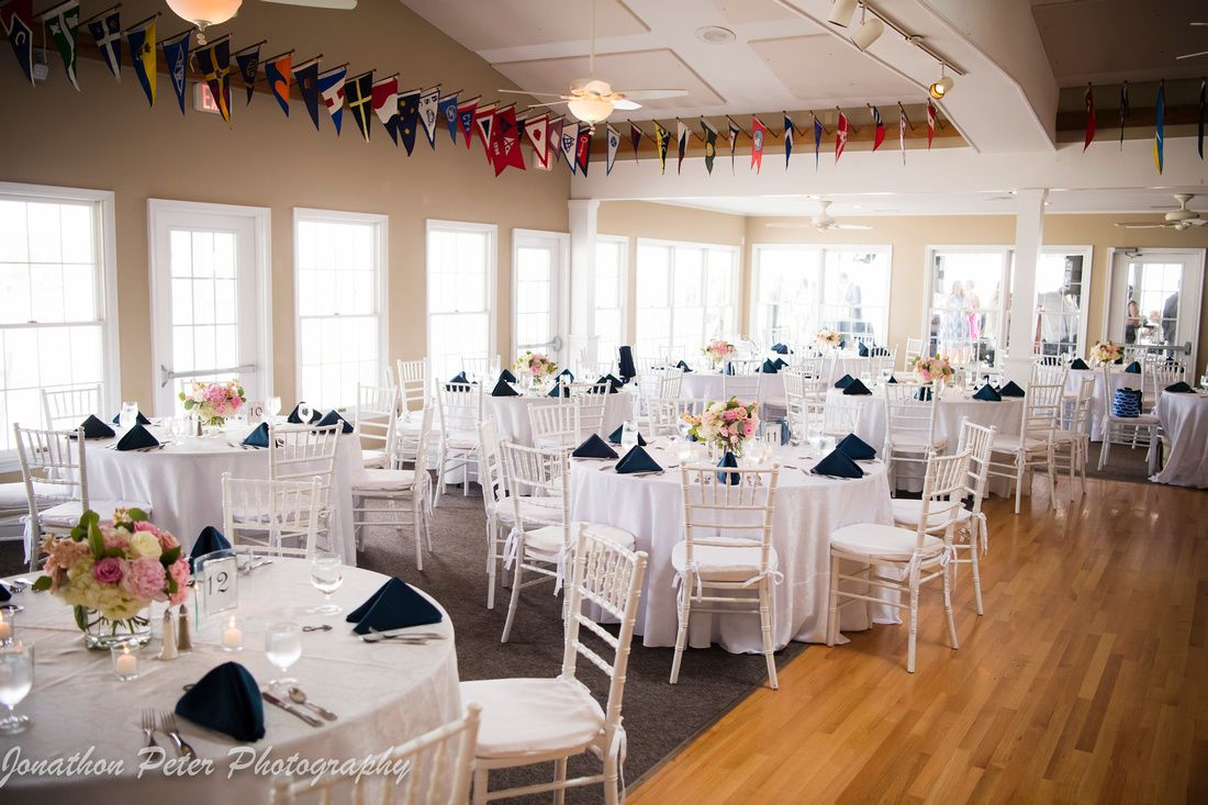 Maureen Karl Brant Beach Yacht Club Wedding