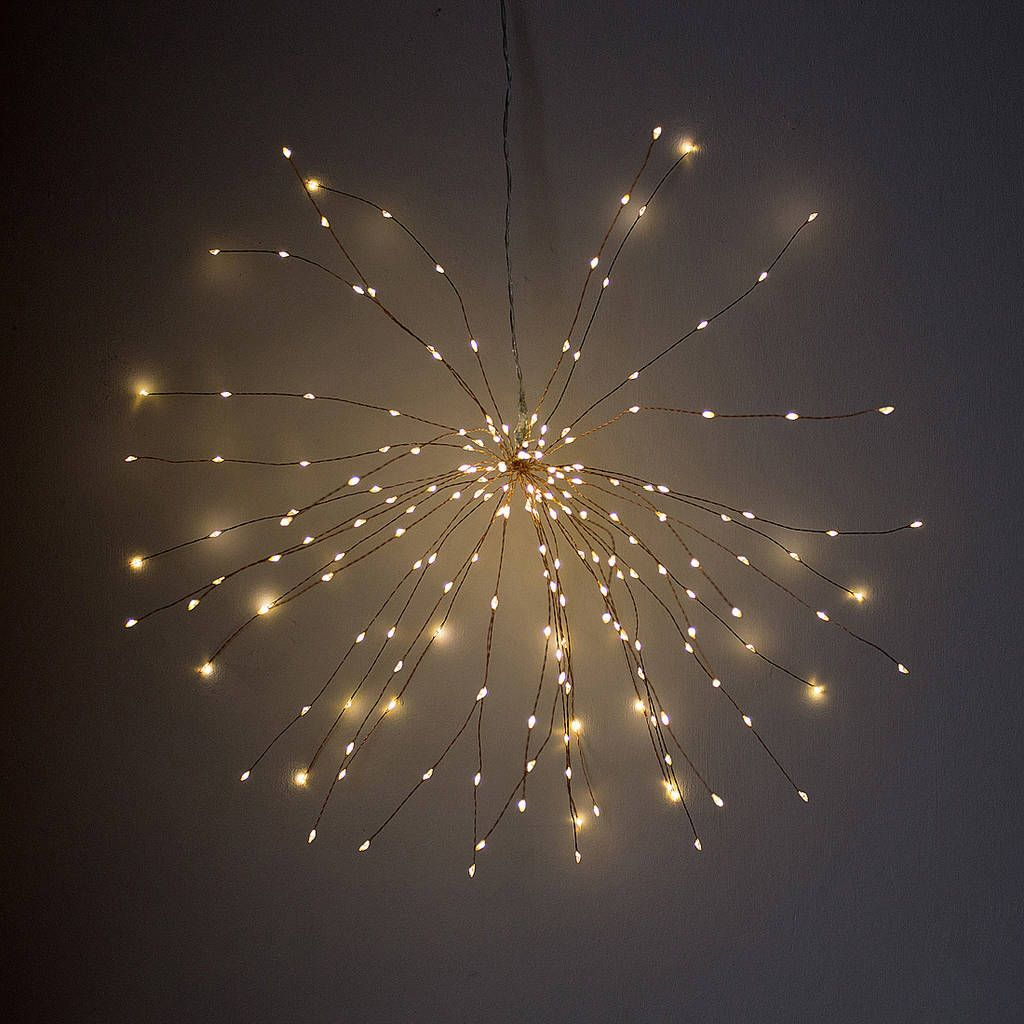 Are You Interested In Our Indoor Outdoor Starburst Light With Hanging Christmas Lights Need Look No Further
