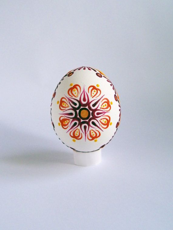 Easter egg free shipping wax decorated ukrainian pysanky eggs easter egg free shipping wax decorated ukrainian by eggartboutique negle Choice Image