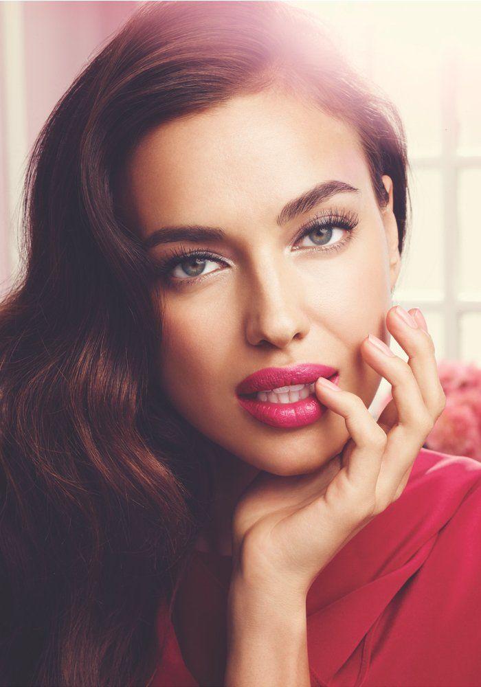 Idee Von Lusi Slovik Auf Irina Shayk Lippenstiftfarben