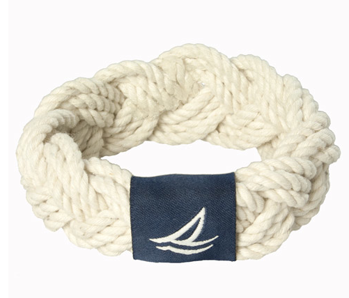 Sperry Top Sider Rope Bracelet   $8.00