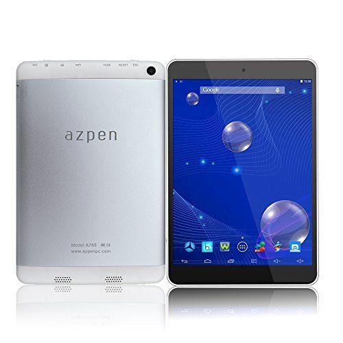 Azpen Tablet coupon code Azpen A785 7.85 Inch Quad Core