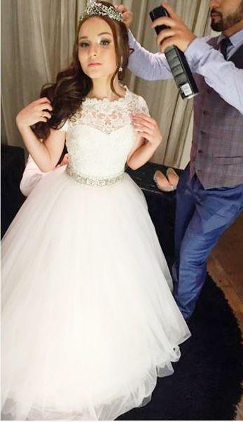 4aa80396961a7 Larissa Manoela, Vestido de debutante, festa 15 anos