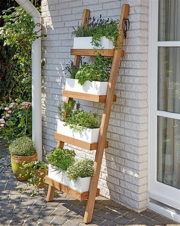 Photo of #smallgarden #gardenideas Reben  #Vertikale #Gemüse #Gardens #Balkon vertikaler Gemüsegarte…