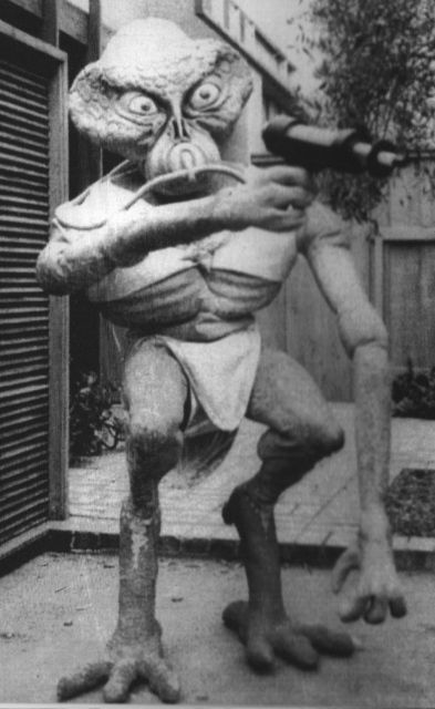Puppet from Outer Limits
