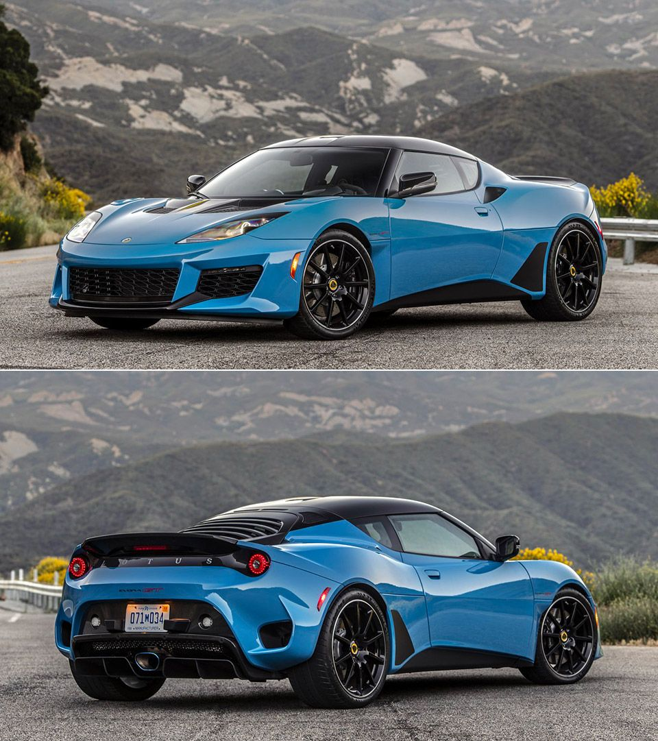 2020 Lotus Evora GT is fastest model yet to hit North