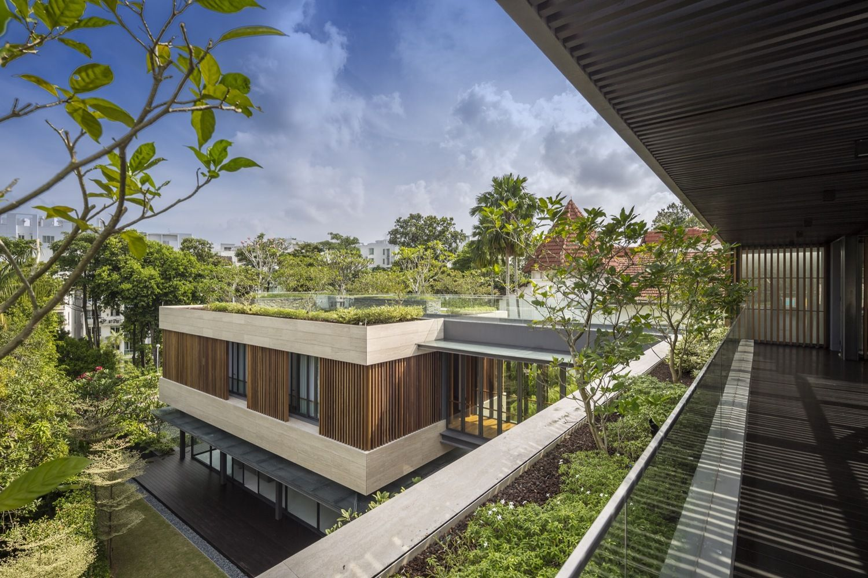 Galeria de Casa do Jardim Secreto / Wallflower Architecture + Design - 32