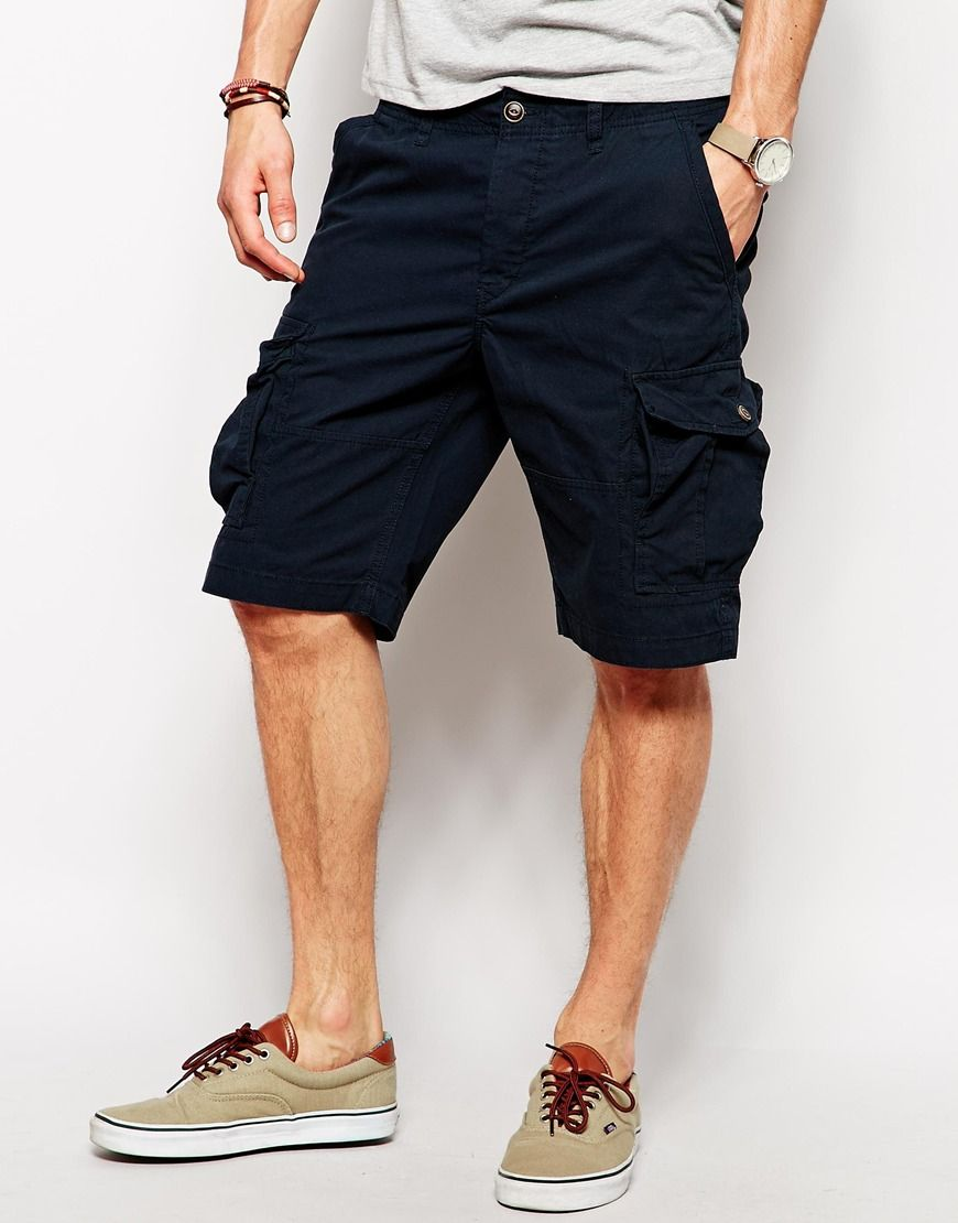 51fa4563bb6cd Jack & Jones Cargo Shorts | Style in 2019 | Latest fashion clothes ...