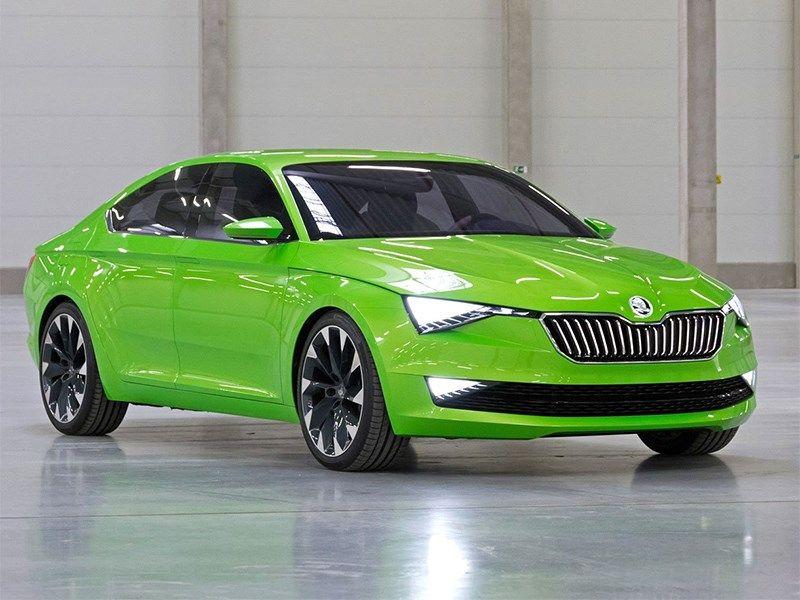 Skoda Vision C Skoda Concept Cars Bmw Car