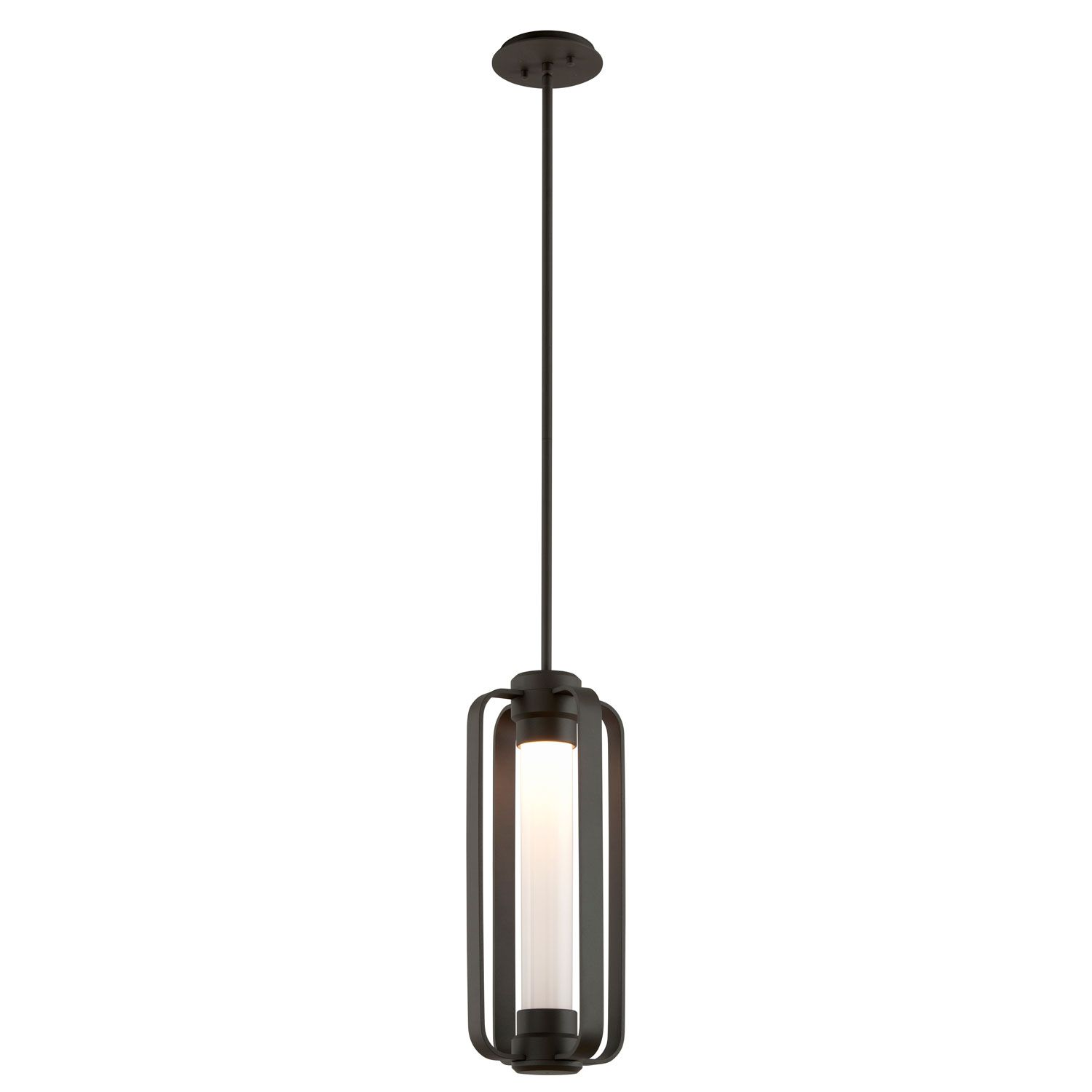 8 5 Inch One Light Outdoor Led Pendant