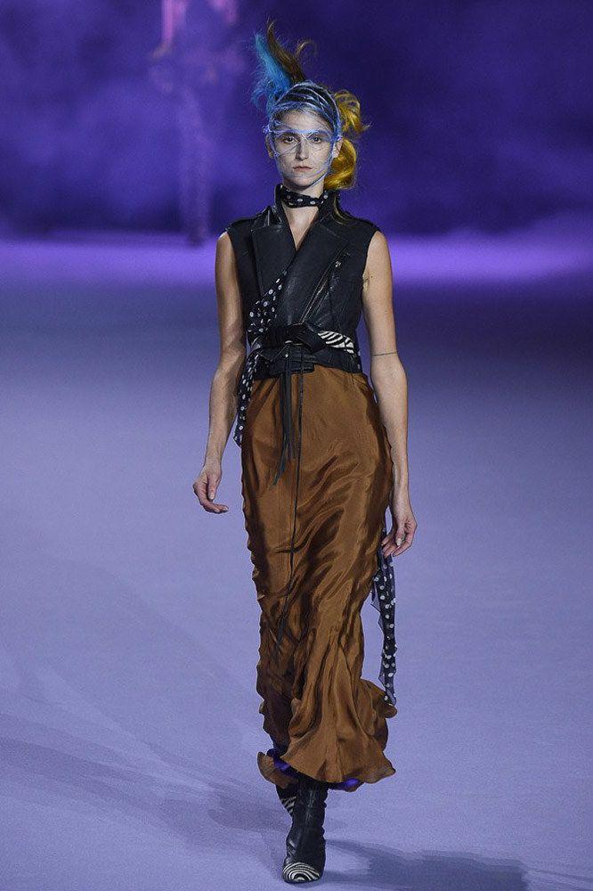 Haider Ackermann Spring 2016 Ready-to-Wear Fashion Show