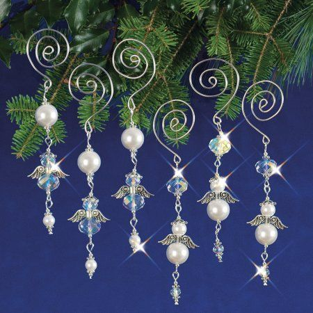 Home With Images Beaded Christmas Ornaments Christmas Bead