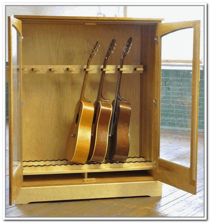 Guitar Storage Cabinet Plans Guitars Pinterest Beautiful Along With 2 In 2020 Guitar Storage Cabinet Guitar Storage Guitar Display