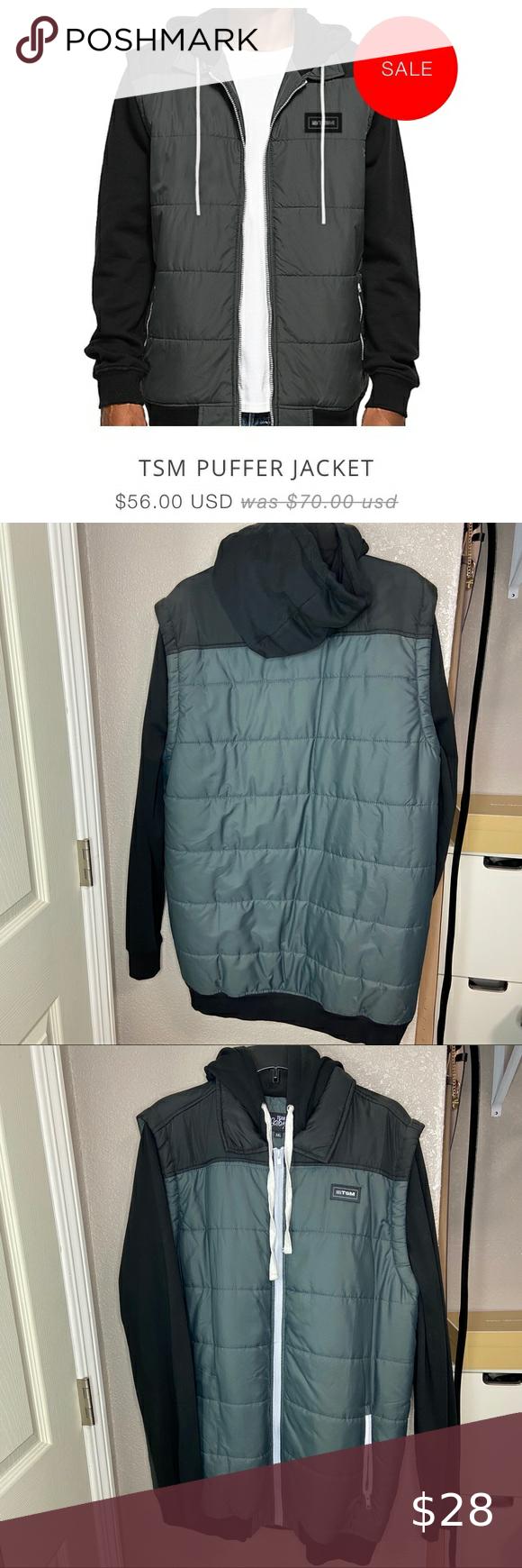Tsm Puffer Jacket Size 3xl Puffer Jackets Jackets Puffer [ 1740 x 580 Pixel ]