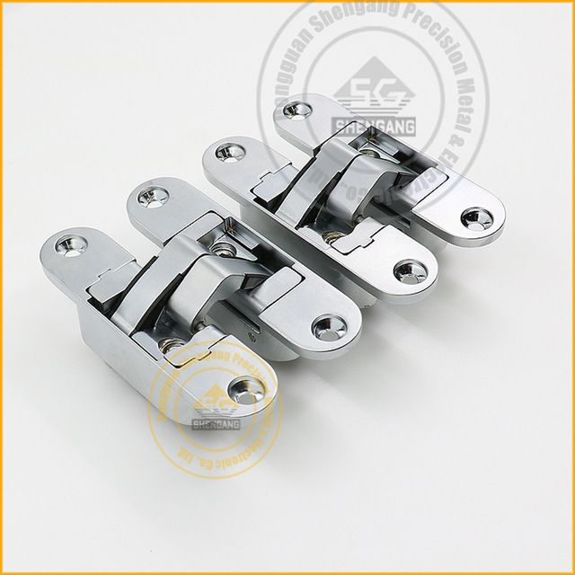 Invisible Hinge Movable Hinge Concealed 180 Hinges In Furniture Hinges From  Home Improvement On Aliexpress