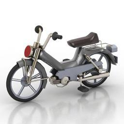 Motor Bike 3d Model Motorbikes Motor Bike