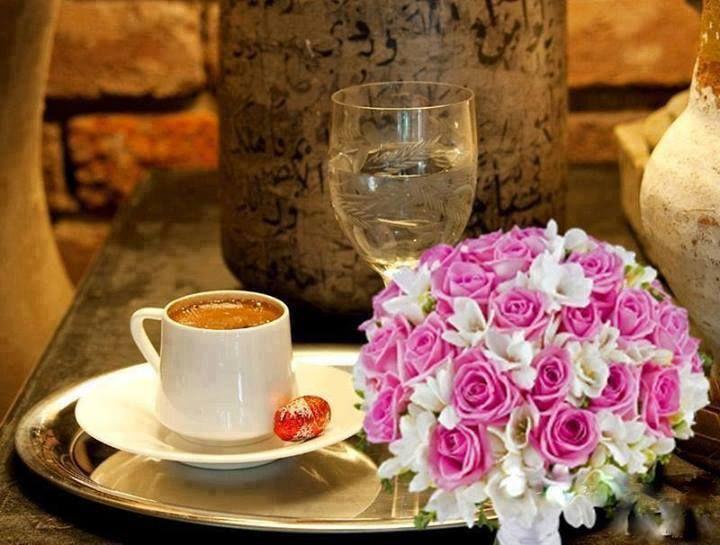 Nada mais doce e especial do que um café bem apresentado!