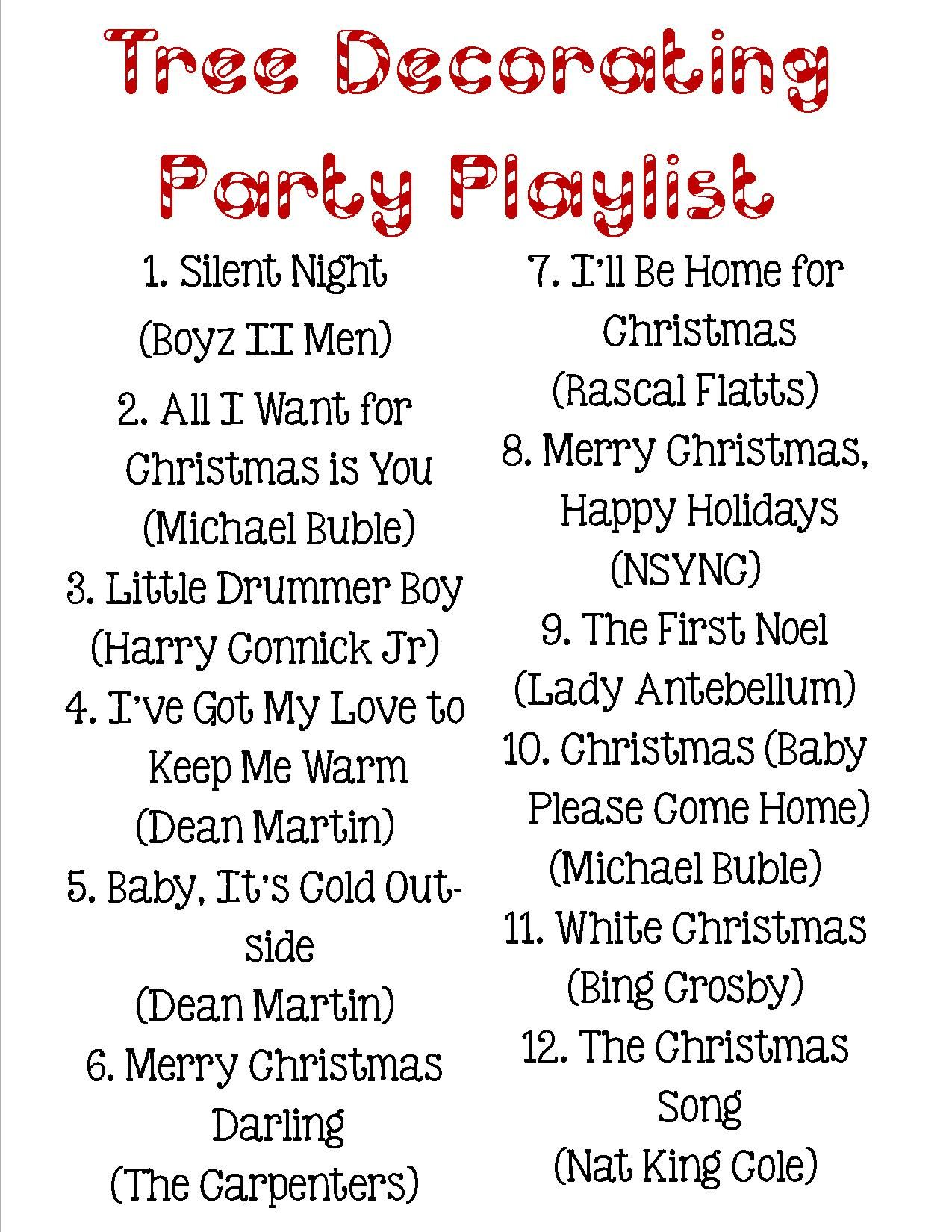 Party Playlist christmas party playlists with 360 sound from carbon audio's