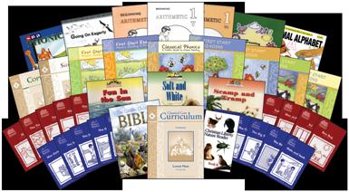 Curriculum Choices 2012-2013 - Teach Beside Me #classicaleducation #christianeducation #homeschool