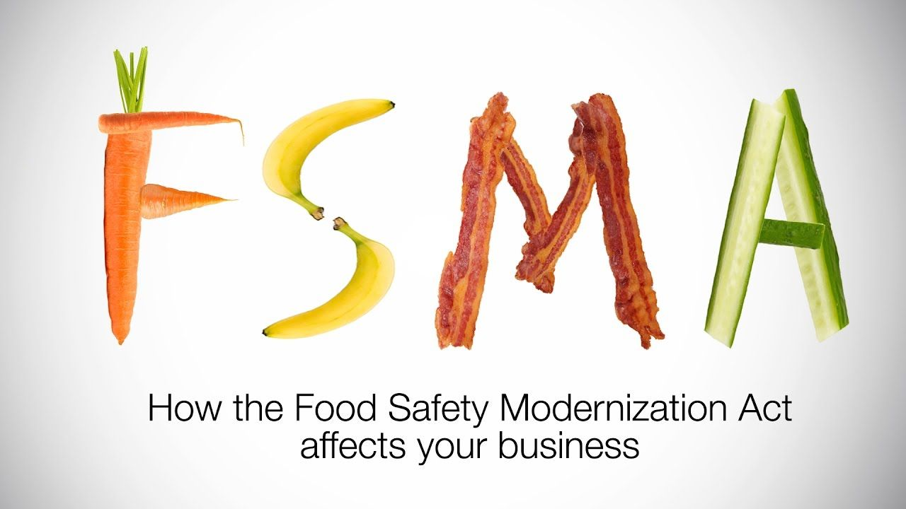 Fda Food Safety Modernization Act What Is It And How Does It Affect Me Food Safety Food Borne Illness Importance Of Food